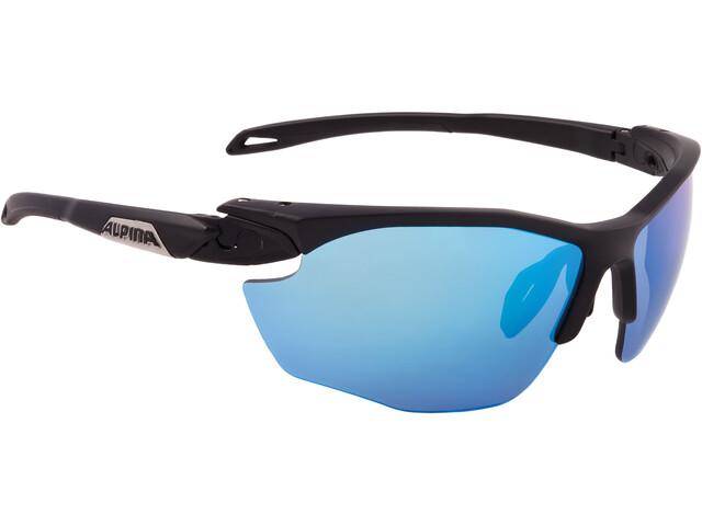 Alpina Twist Five HR CM+ Glasses black matt